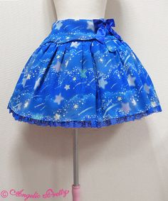 Angelic Pretty Melty Sky Skirt