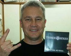 THREE SIXES Worldwide-David McLaren, Corton, United Kingdom #FanFriday
