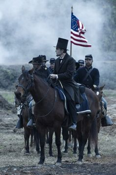Lincoln (2012) is an Academy Award winning movie directed by Steven Spielberg which covers the final four months of Abraham Lincoln's life.  It focuses on the President's efforts in January 1865 to have the Thirteenth Amendment to the United States Constitution passed by the United States House of Representatives. This epic movie has it all – history, intrigue, politics, drama, and divine providence.  View trailer at: https://www.youtube.com/watch?v=qiSAbAuLhqs