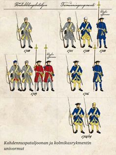 Swedish Army, Military Uniforms, Armies, Modern Warfare, Toy Soldiers, Military History, Napoleon, 17th Century, First World
