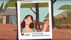 Viral video brilliantly skewers 'white saviors' taking poverty porn selfies