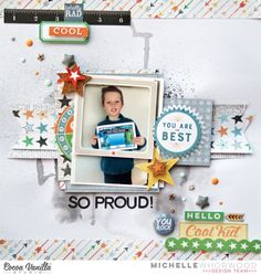 So Proud | Made of Awesome | Michelle Whorwood | Cocoa Vanilla Studio