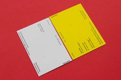 It's Nice That | Voilà! Our round-up of the best degree show identities we've seen this year