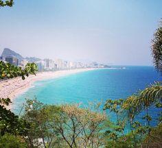 Praia do Leblon - RJ