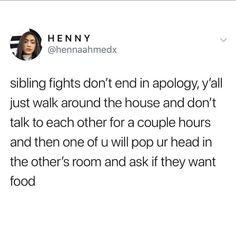 I will pull your hair then ask if you'd like to share an appetizer Potato Girl, Hair Meme, Its Okay Quotes, Sibling Fighting, Are You Not Entertained, Describe Me, Text Posts, Tumblr Posts, Funny Posts