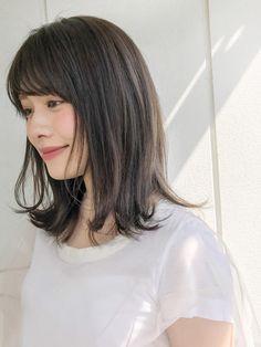 Medium Hair Styles, Long Hair Styles, Hair Arrange, Hairstyles Haircuts, Hair Cuts, Hair Color, Hair Beauty, Instagram, Nail