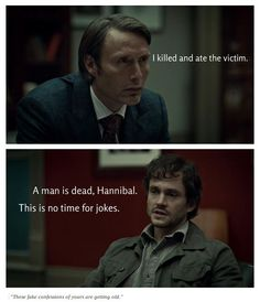 """This Is My Design Hannibal funny 