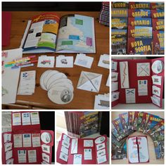Celebrating Canada – Lapbooking the Provinces of Canada {Free Printable! Province Du Canada, The Province, Literacy Activities, Activities For Kids, Ontario, Canadian Social Studies, Nova, Geography For Kids, History For Kids