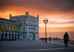 Commerce Square, Lisbon, Portugal by Joaquim Machado on 500px