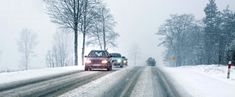 Winter Road Safety Tips - Here are great tips for safety while driving in this cold winter weather. Winter Driving Tips, Winter Tips, Colorado Winter, Auto Glass, Car Glass, Old Classic Cars, Driving School, Winter Storm, Winter Car