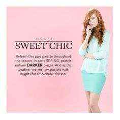 Sweet Chic http://b-insider.com/2013/spring-is-here/
