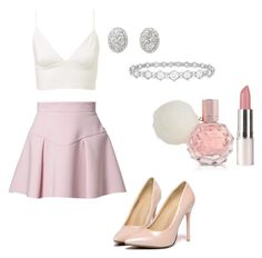 Ariana Grande inspired ♡ by moonlightarianagrande on Polyvore featuring polyvore, beauty, Just Cavalli, ULTA and Epoque
