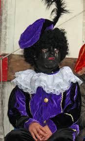 zwarte piet geschiedenis