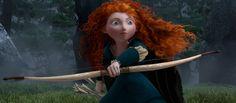 Brave, nueva peli de Disney para este verano