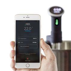 Anova Precision Bluetooth Sous Vide Cooker for $116.10, Wifi Model for $161.10