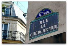 rue du cherche midi paris shopping