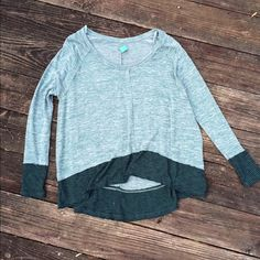 Free People top Soft and stretchy! Free People Tops Tees - Long Sleeve