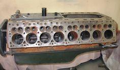 1938 Cadillac 7.1L flathead V-16.