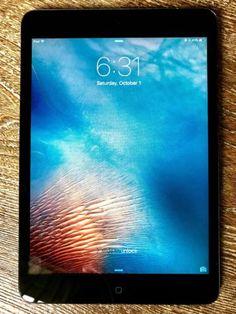 Apple iPad mini 1st Generation 64GB Wi-Fi 7.9in - Black & Slate