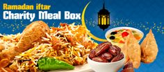 #Share Some #Love & #Happiness by #Donating #Iftar #Charity #Meal Box Starting from 10 AED. Includes #ChickenBiryani + #ChickenMasala + #Naan + #Dates + #Samosa + #FruitCustard & Much More at The Village Restaurant.  To check/buy the ‪#‎deal‬, click on the below link http://www.kobonaty.com/en/deal/the-village-restaurant/2096/