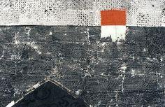 Dorothy Caldwell, 'A Hill, A Lake'