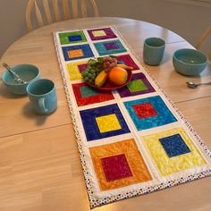 PDF Download Flying Geese Table Runner Airport Runway Table Runner Quilted Table Runner Pattern