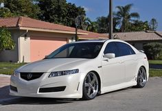 Best Acura Images On Pinterest Acura Tsx Future Car And - 2006 acura tl performance parts