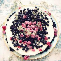 Bleu blanc rouge mon cheesecake du 14 juillet