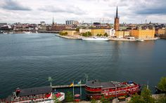 Stockholm, Schweden © Nisa Maier Stockholm, Hotels, Beautiful, Last Minute Vacation, Venice, Sweden