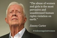<3 Jimmy Carter Dedicating The Rest Of His Life Fighting For Women's Rights <3 March 4, 2015 at 2:00 pm