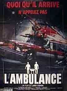 The Ambulance 1990 Internet Movies, Movies Online, Ambulance, Comic Book Artists, Comic Books, Larry Cohen, Quoi Qu'il Arrive, Eric Roberts, Lifetime Movies