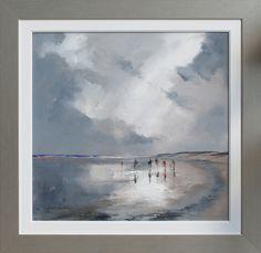 Colin Parker 'Impending Storm' 79cm x 81cm,  #13052 #CollinParker #ContemporaryArt #AustralianArt #Art