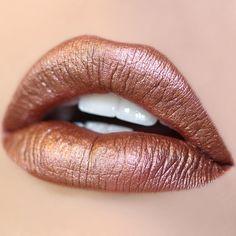 Colourpop metallic lip color NEED