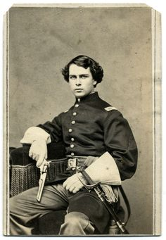 Lt. Augustus Hunt Wright, Company G, Twenty-fourth U.S. Colored Infantry, USA - began his Civil War service as a private in the Second Massachusetts Cavalry. He later served in the Forty-second Massachusetts Infantry and the Twenty-fourth U.S. Colored Infantry.