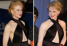 Nicole Kidman flashes some flesh in daring dress | Australian Women's Weekly