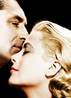 Grace Kelly Cary Grant