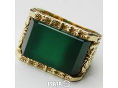 art deco gold ring with jade stone Jade Ring, Art Deco, Jade Stone, 14k Gold Ring, Ebay, Unisex, Vintage, Rings, Aur