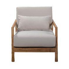 GLC370 Bamboo Lounge Chair