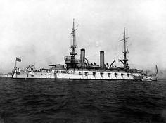 MaritimeQuest - USS Kentucky (Battleship #6) BB-6