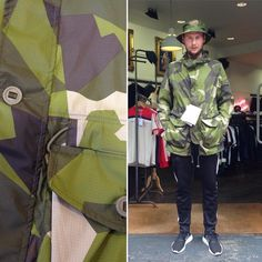 The ArkAir range of outerwear brings battle proven military clothing to the street. Made in the UK and guaranteed to last. This camo Ripstop unlined smock is in store now for 195. #arkair #arktis #ripstop #camouflage #philipbrownemenswear #newarrivals #militaryclothing