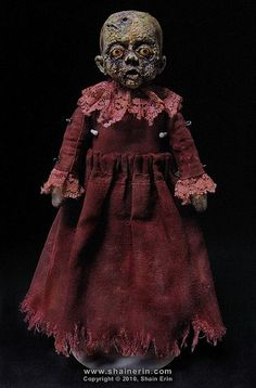 Creepy Doll.
