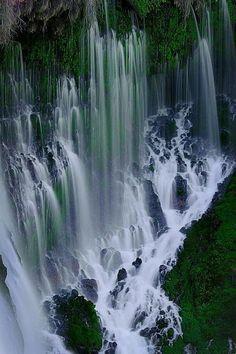 35 Amazing Places In     35 Amazing Places In Our Amazing World - Burney Falls, State Park, Califiornia