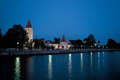 Berching, Germany across the Donua Kanal