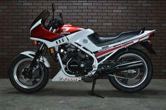1984 Honda VF500R Interceptor. What an incredible bike! Put over 35k miles on that beauty!