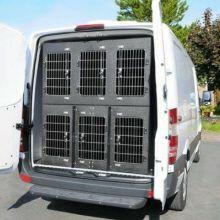 Vauxhall Vivaro Dog Van Conversion Custom Made To Meet The