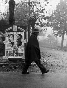 Don Camillo's Returning, 1953 Mario De Biasi
