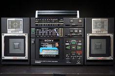SONY CFS-9000