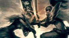 Riven vs Yasuo LoL Clash 83