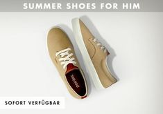 Summer shoes for him
