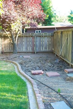 A Cheap Fix To Cover Up Dirt In A Backyard In 2019 Back